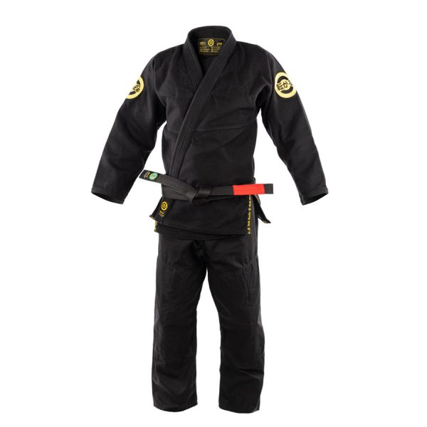 "Black Gi ""Berlin"" – Front"