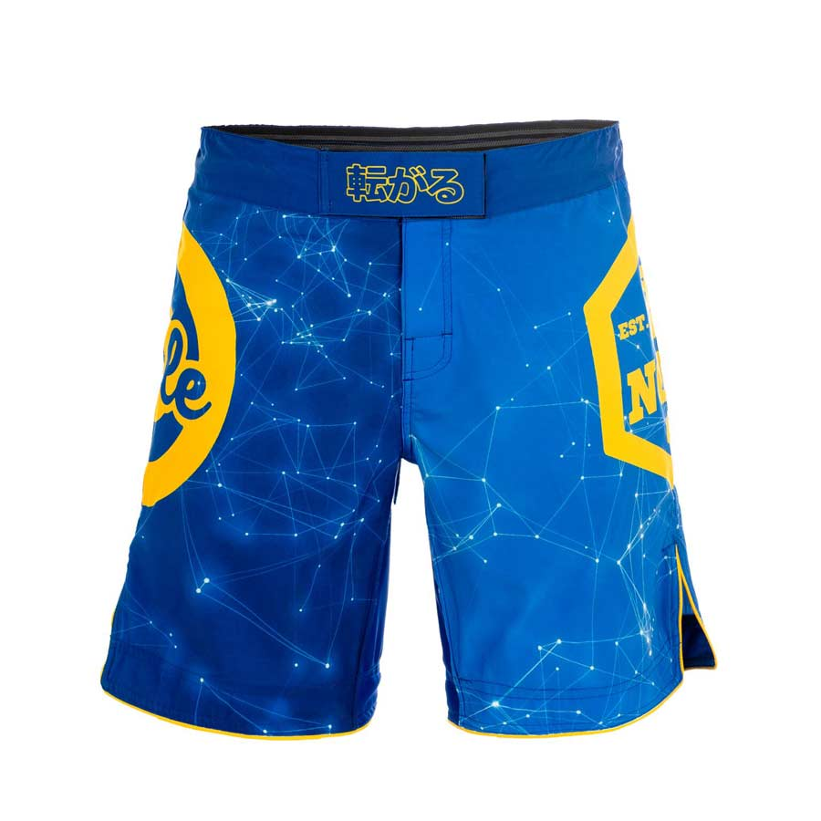Blue Shorts BJJ NoGi