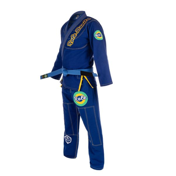 Blue Gi – Left Side