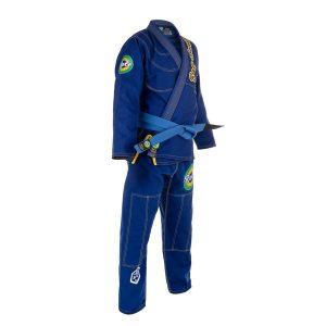 Kimono Azul Jiu-Jitsu