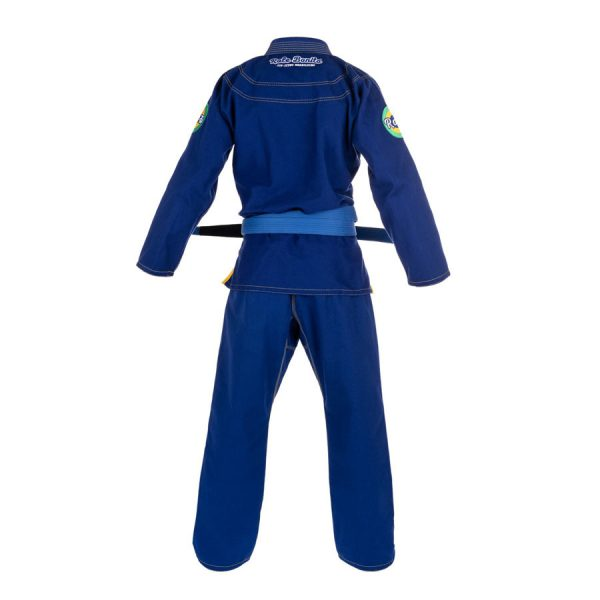 Blue Gi – Back