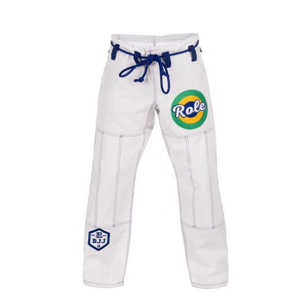 White Gi – Pants