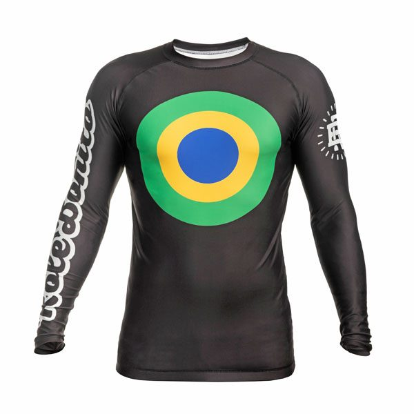 Long Sleeve Rash Guard – Front