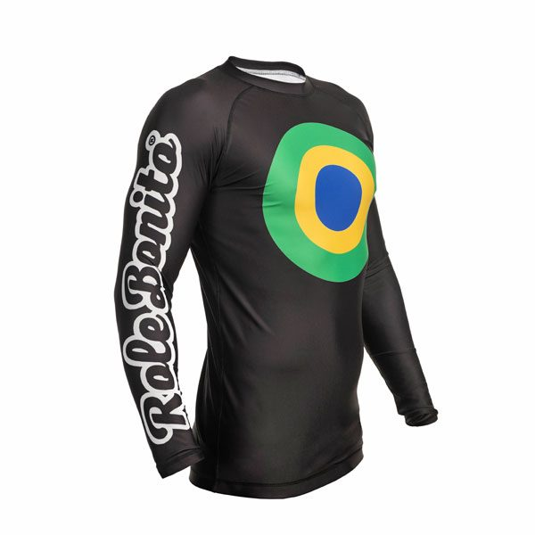 Long Sleeve Rash Guard – Right Side