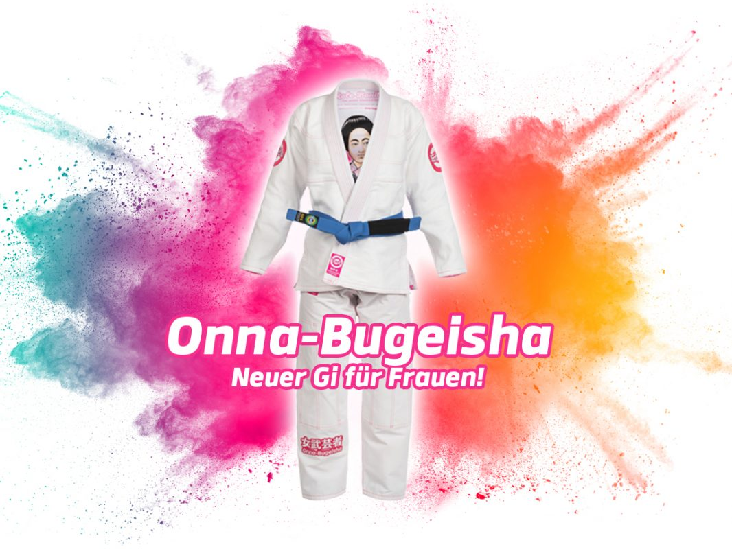BJJ Frauen Gi Onna-Bugeisha