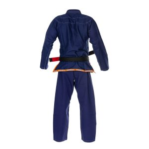 Ultra Light BJJ Gi Navy - Back