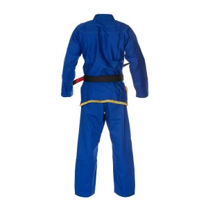 Ultra Light BJJ Gi Blue - Back