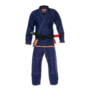 Ultra Light BJJ Gi Navy - Front