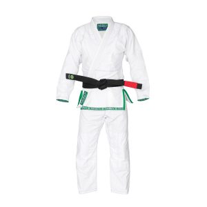 Ultra Light BJJ Gi White - Front