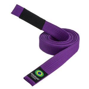BJJ Purple Belt